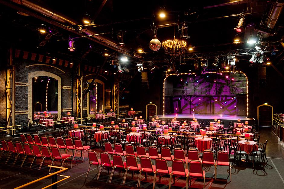Capitol Theater Duesseldorf / Club